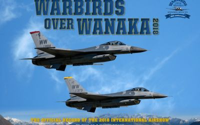 Welcome to the Warbirds Over Wanaka International Airshow